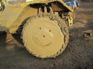 mud disc!