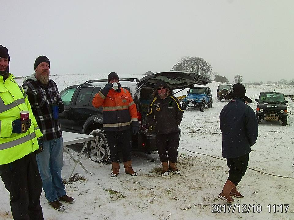 Welcome to Spondon & District Off Road Club